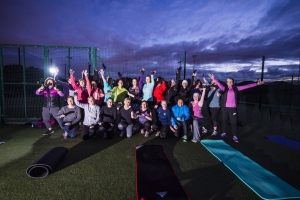 Bootcamp Fitness - Busy Woman's Fitness Project Image