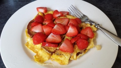 Healthy Gluten Free French Toast - Busy Woman's Fitness Project