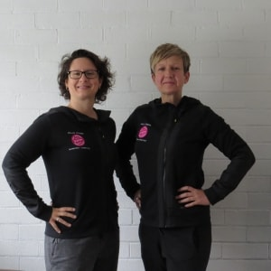 Rachel Sanderson and Steph Rice Busy Woman's Fitness Project