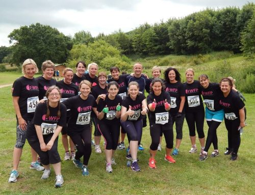 Team BWFP Complete the Delamere Commando Trail 10K