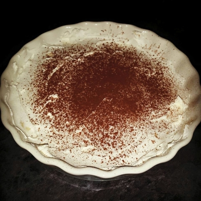 Low Sugar Banoffee Pie - Busy Woman's Fitness Project