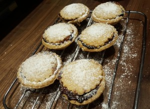 Homemade Mince Pies - Busy Woman's Fitness Project