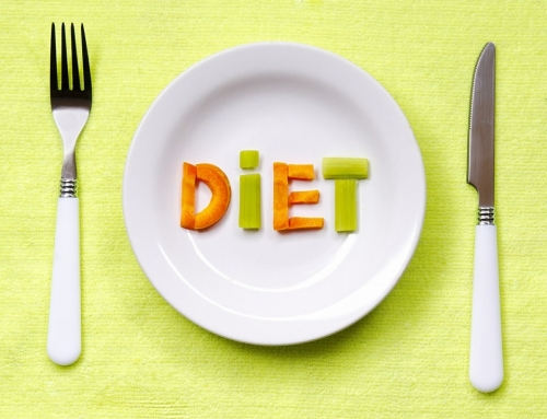 Ditch the Diet Mentality