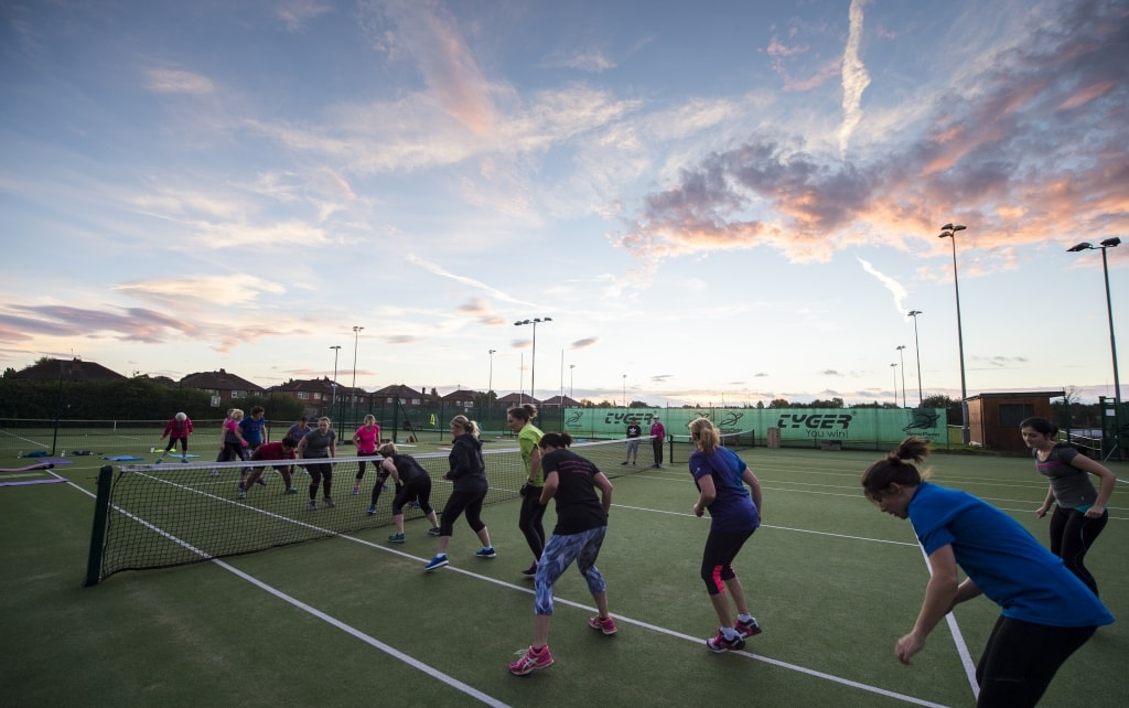 women only bootcamp heaton moor - Busy Woman's Fitness Project Image