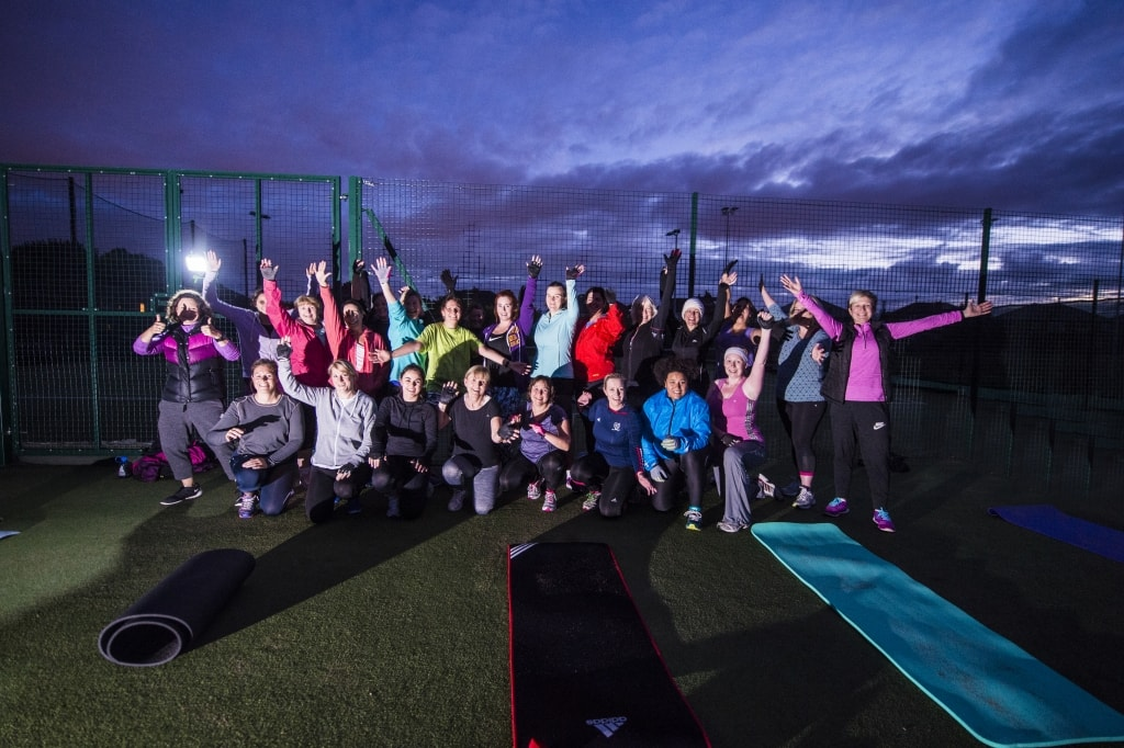 Join Our Bootcamp Classes - Busy Woman's Fitness Project Image