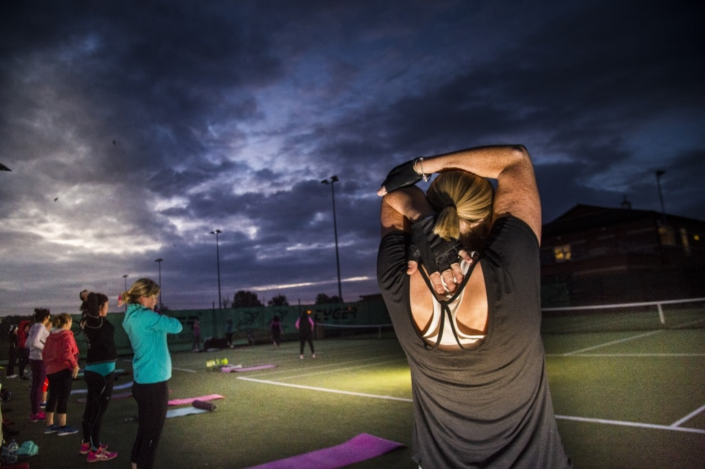 Our Heaton Moor Bootcamp - Busy Woman's Fitness Project Image