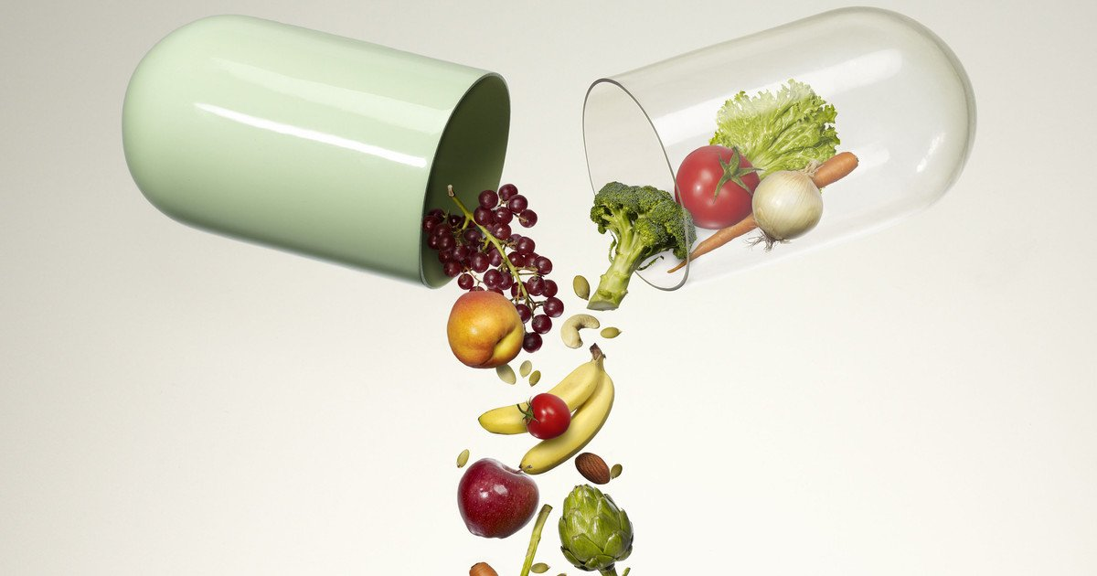 Vitamins and Minerals for Good Health