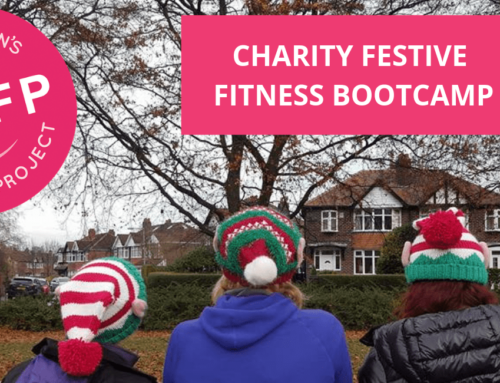 Charity Festive Bootcamp